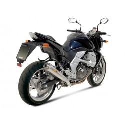 TERMINALE DI SCARICO MIVV X-CONE IN ACCIAIO INOX PER KAWASAKI Z 750 2007/2012, OMOLOGATO