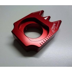 BLOCCHETTO TENDICINGHIA 4-RACING IN ERGAL PER YAMAHA T-MAX 530 2012/2014
