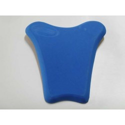 SEAT 4-RACING SHAPED NEOPRENE THICKNESS 15 mm FOR YAMAHA FIBERGLASS TAIL (NO R1 2015/2019, R6 2017/2019)