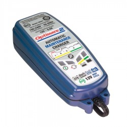 OPTIMATE 2 12V/0,8A BATTERY CHARGER WITH MAINTENANCE FUNCTION