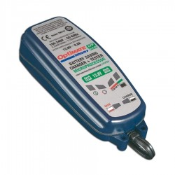 OPTIMATE LITHIUM 4S 0,8A BATTERY CHARGER WITH SPECIFIC MAINTENANCE FUNCTION FOR LITHIUM BATTERIES