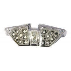 FANAL BACK TO LED WITH LENTE FUME' FOR MV AGUSTA F4 2010 onwards