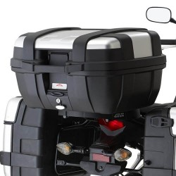 GIVI 1121FZ BRACKETS FOR FIXING THE MONOKEY AND MONOLOCK CASE FOR HONDA CB 500 X 2013/2018