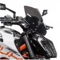 CUPOLINO AEROSPORT BARRACUDA PER KTM 390 DUKE 2017/2019, FUME' SCURO