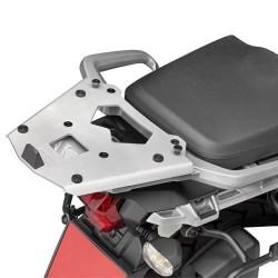 ALUMINIUM GIVI SRA6403 BRACKETS FOR MONOKEY TRUNK FIXING FOR TRIUMPH TIGER EXPLORER 1200 XC/XR 2016/2017