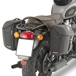 GIVI FRAME SPECIFIC TO FIX PAIR OF SIDE BAGS MT501 FOR TRIUMPH BONNEVILLE T120 2016/2019