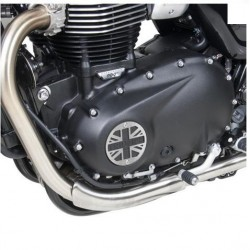 BARRACUDA CRANKCASE COVER FOR TRIUMPH STREET TWIN 900 2016/2019