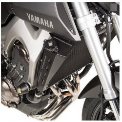 BARRACUDA AIR CONVEYORS IN ALUMINUM FOR YAMAHA MT-09 2013/2016
