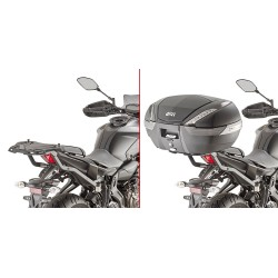 GIVI 2140FZ BRACKETS FOR FIXING THE MONOKEY AND MONOLOCK CASE FOR YAMAHA MT-07 2018/2020