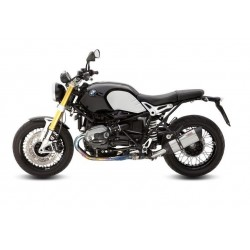 MIVV SOUND STAINLESS STEEL EXHAUST SYSTEM FOR BMW R NINE T 2014/2020, APPROVED