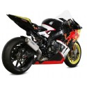 EXHAUST MIVV GP PRO TITANIUM FOR BMW S 1000 RR 2017/2018 *, APPROVED