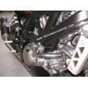 PAIR OF PROTECTION BUFFERS FOR SUZUKI SV 650 N / S 2003/2005