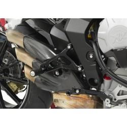 ADJUSTABLE PLATFORMS CNC RACING FOR MV AGUST BRUTAL 675 2012/2016
