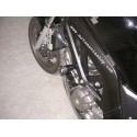 PAIR OF PROTECTION BUFFERS FOR SUZUKI SV 650 N/S 2003/2005