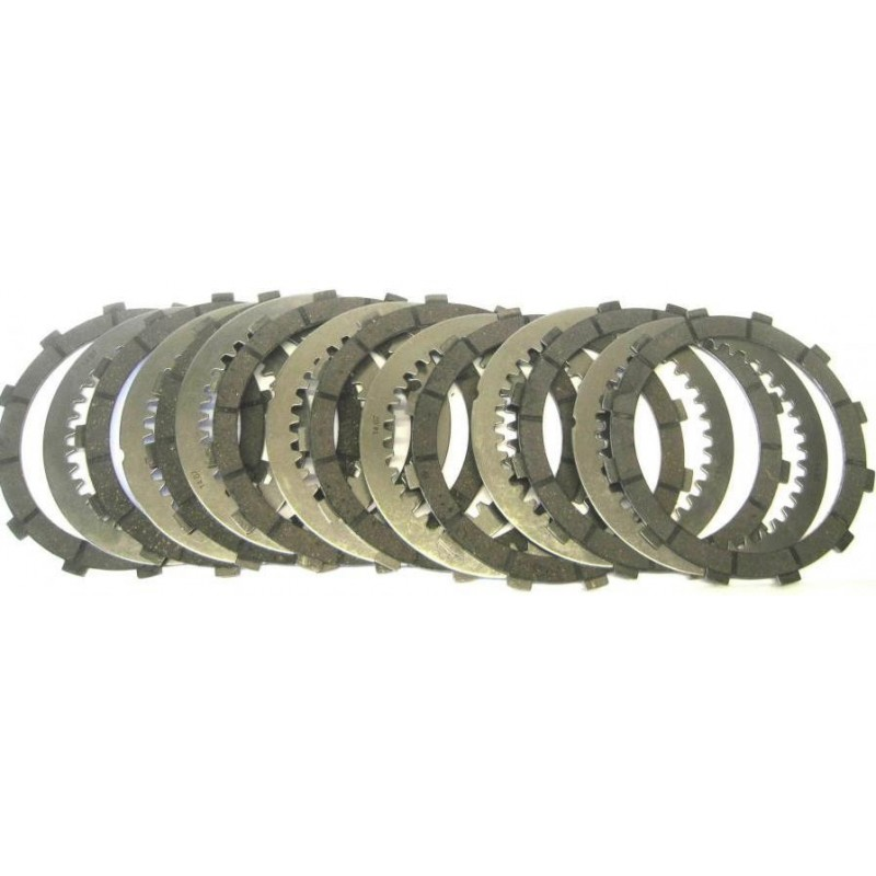 COMPLETE SET CLUTCH PLATES SGR FOR APRILIA RSV 1000 1998/2003, RSV 1000 R 2001/2003