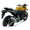MIVV GP TITANIUM EXHAUST TERMINAL FOR HONDA HORNET 600 2007/2013, APPROVED