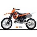 SX 380 (2T) - 2007/2011