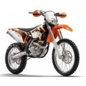 Accessori e ricambi per KTM EXC-F 500 (4T) 2012/2013